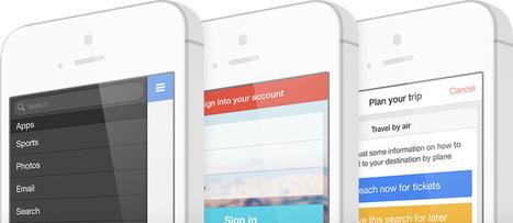 Ionic: Advanced HTML5 Hybrid Mobile App Framework   angularjs   Scoop.it