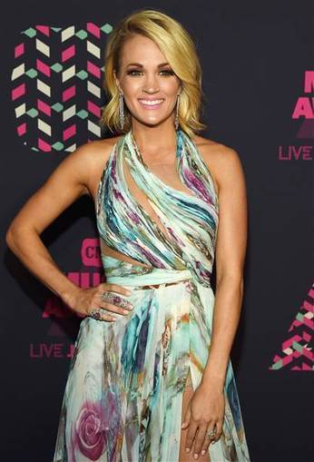 Carrie Underwood gets real about motherhood: 'I love that our house is a mess' | Middays with Becky in DC | Scoop.it