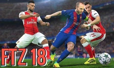 Download First Touch Soccer FTZ 18 APK {Mod+Dat