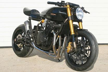 inazuma café racer: lotus motorcycles c-