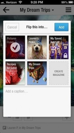 Create Your Own Magazines with Flipboard   screencast tutorial - The Digital Shift   21st Century School Librarian   Scoop.it