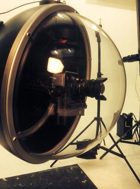 Cine Black Pearl Camera Turret from Movimento Houses Both Cameras and 3-axis Gimbals | Cinescopophilia | Scoop.it