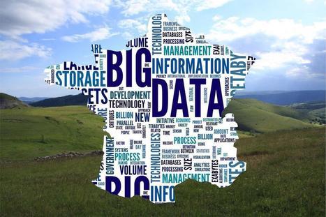 [Infographie] IDC : enjeux et dynamique du Big Data en France   SI mon projet TIC   Scoop.it