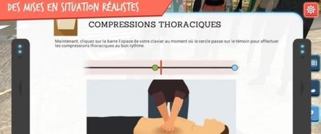 Cinacity: un simulateur gratuit pour apprendre les gestes de premier secours | GAMIFICATION & SERIOUS GAMES IN HEALTH by PHARMAGEEK | Scoop.it