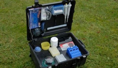 'Lab in a suitcase' set to improve Ebola virus control | Virology News | Scoop.it
