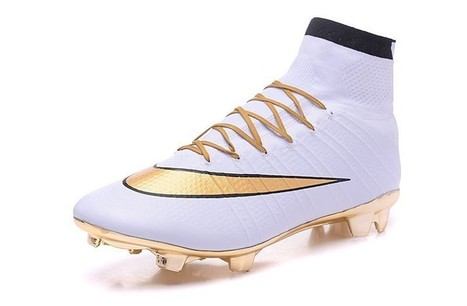 nike mercurial superfly cr7 fg white gold football boots online sale   1204football 45  - £47.30   Buy Cheap Football Boots Online Shopping  Directory of UK ... 1e878f5cae
