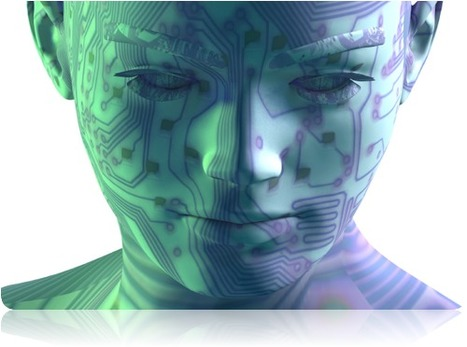 What Robots Can Teach Us About Learning | Digital Delights - Avatars, Virtual Worlds, Gamification | Scoop.it