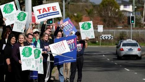 Greens fight proposal for the future of TAFE | dailytelegraph.com.au - The Daily Telegraph | TAFE Campaign | Scoop.it
