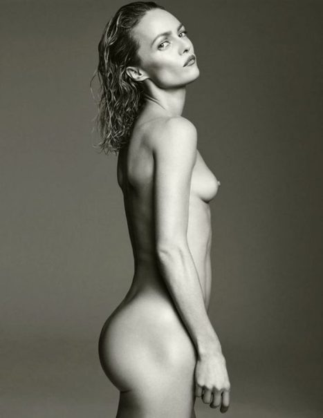Photos : Vanessa Paradis nue dans Vogue | Radio Planète-Eléa | Scoop.it