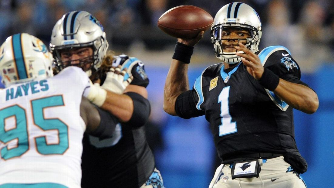 Special season   Panthers show Cam  Newton mig... 41e06fcefde