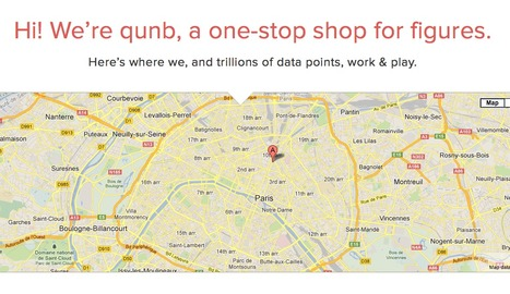 qunb - Find and Visualize Numerical Data | Data is Beautiful | Scoop.it