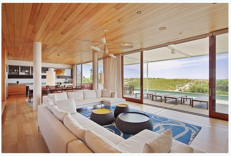 Architecture: Perfect Beach House Offers Atlantic Ocean From ... | Beautiful Beach Houses | Scoop.it