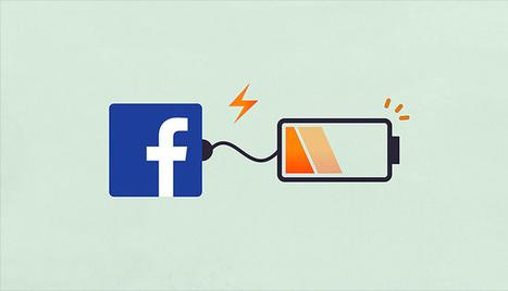 Désinstallez l'application Facebook, vous gagnerez 20% d'autonomie   Mes découvertes Android   Scoop.it