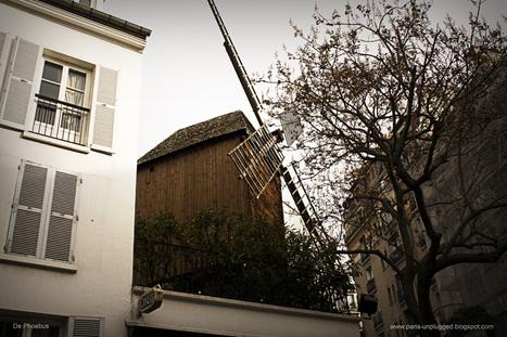 1845 - Histoire des Moulins de Montmartre | Paris Unplugged | Scoop.it