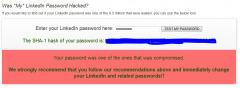 Vérifier si son mot de passe LinkedIn a été hacké | Marketing & Réseaux sociaux | Scoop.it