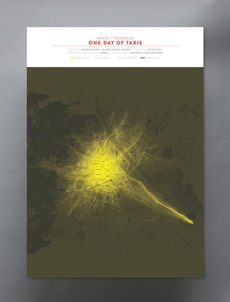 Voorbeeld: taxi ritjes | Datavisualisatie | Scoop.it