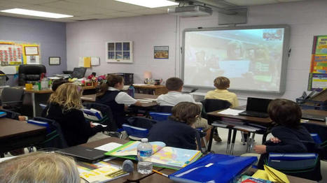 How to Connect your Classroom to the World? - EdTechReview™ (ETR)   The Global Education Conference Network Scoop   Scoop.it