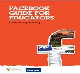 [PDF] Facebook guide for Educators | herramientas y recursos docentes | Scoop.it