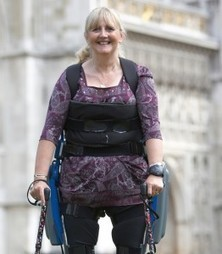 My story: Bionic Mum Walks Again | Exoskeleton Systems | Scoop.it