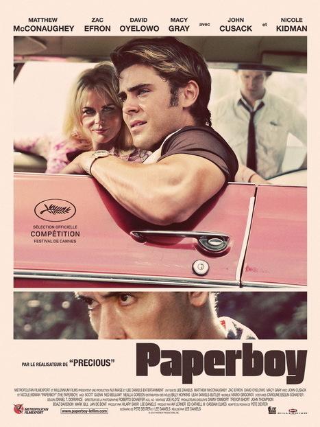 Chronique du film ''Paperboy'' avec Nicole Kidman et Zac Efron ... | Nicole Kidman | Scoop.it
