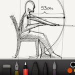 To Sketch, to Draw, to Create, With No Pencil in Sight - New York Times | Serious Play | Scoop.it
