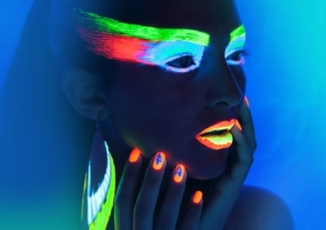 Halloween: Black Light Makeup Products | Antiaging Innovation | Scoop.it