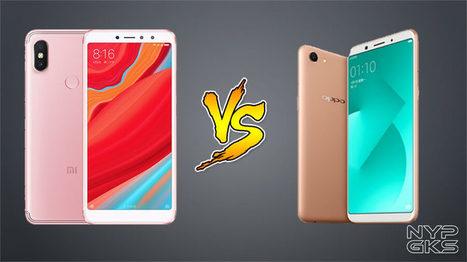Xiaomi Redmi S2 vs OPPO A83: Specs Comparison  