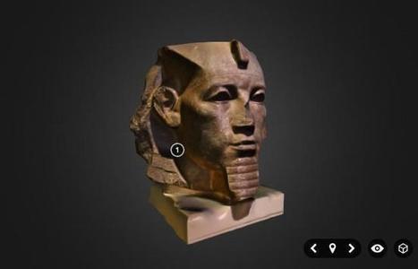 ¿Quieres una obra de arte del Museo Británico? Imprime en 3D tu propia réplica | DOCUARCH | Scoop.it