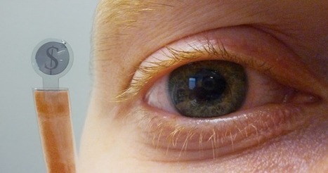 Researchers develop LCD contact lens that displays your text messages | All Digital Goodness | Scoop.it