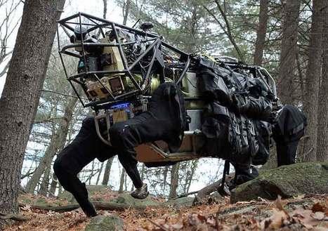 UP Magazine - Le Pentagone dévoile son arsenal, et ce n'est pas de la science-fiction | Vues du monde capitaliste : Communiqu'Ethique fait sa revue de presse | Scoop.it