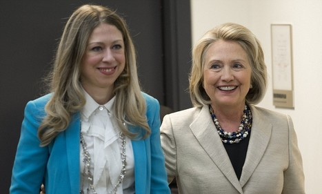Team Clinton! Chlesea and Hillary take on Wildlife Trafficking | Wildlife Trafficking: Who Does it? Allows it? | Scoop.it