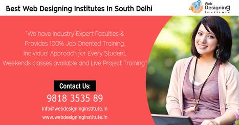 Web Design Course Institute In Saket In Web Designing Institute In Delhi Scoop It