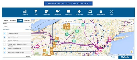 New! Energy infrastructure data can now be mapped on ZoomProspector | Strengthening Brand America | Scoop.it