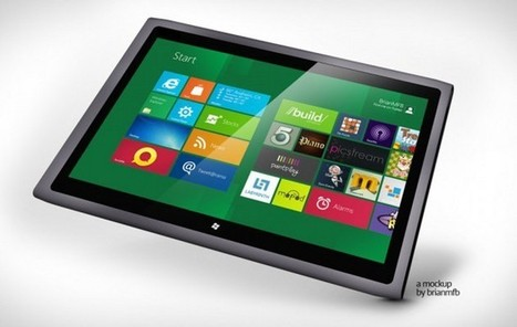 Microsoft's 'iPad Killer' Won't, But It Could Be Great | TABLETS | TechDrink | Technology Juice | Scoop.it