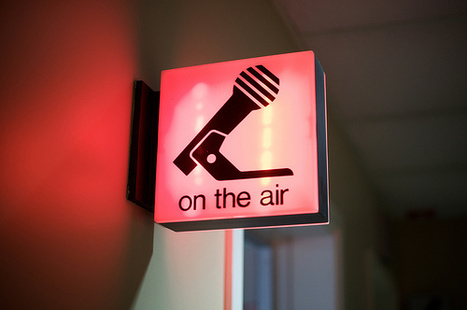 First Jobs: Three Quick On-Air Tips... | Breaking Into Broadcasting | Broadcast News in a Multimedia World | Scoop.it