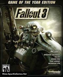 Fallout 3 , Pc Game , Highly Compressed , Repack' in
