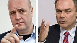 Reinfeldt utmanar Björklund   IKT-pedagogik   Scoop.it