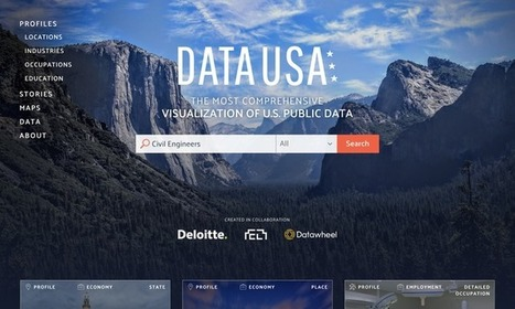 Website Seeks to Make Government Data Easier to View and Understand | OpenGov | Scoop.it