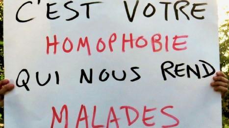 En 2018 Lhomophobie Court Encore Les Rues Y Compris Paris Ttu