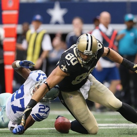 2013 Fantasy Football Drafting: Jimmy Graham, Scarcity, and Opportunity Cost - Bleacher Report | This Week in Gambling - Fantasy Sports | Scoop.it