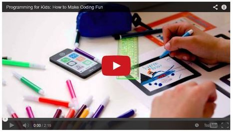 Launch: Programming for Kids - How to Make Coding Fun - Fractus Learning   Technology for Children - Tecnología para niños   Scoop.it