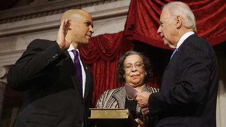 BY 11/3 -- Booker Brings Dash Of Diversity To Still Old, White Senate -- Demographics of Current Congress | AP Government | Scoop.it