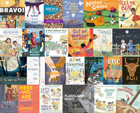 Sneak Peek list for 2017 | Multicultural Children's Literature | Scoop.it