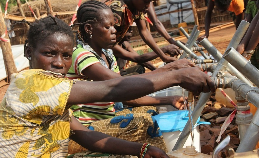 central african republic causes of poverty The central african republic: background and us policy congressional research service summary the central african republic (car) is emerging from a crisis that.