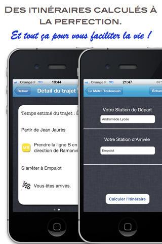 Toulouse - Métro Tramway pour iPhone, iPod touch et iPad sur l'iTunes App Store   Toulouse La Ville Rose   Scoop.it