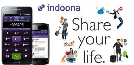 indoona - Applications Android sur GooglePlay   Android Apps   Scoop.it