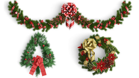 How to Make a Holiday Wreath | Organic Gardening Blog | Gardening | Scoop.it