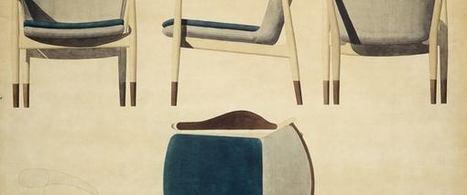 Designmuseum Danmark    Furniture for the senses - FINN JUHL 100   (Un)visual Culture   Scoop.it