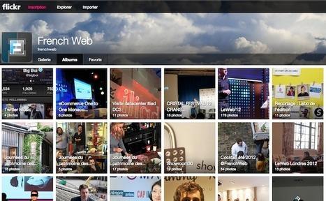 Flickr est mort, vive le nouveau Flickr!   Social media   Scoop.it