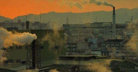 L'#atmosphère #terrestre a atteint une #concentration de #CO2 record   Développement durable et efficacité énergétique   Scoop.it